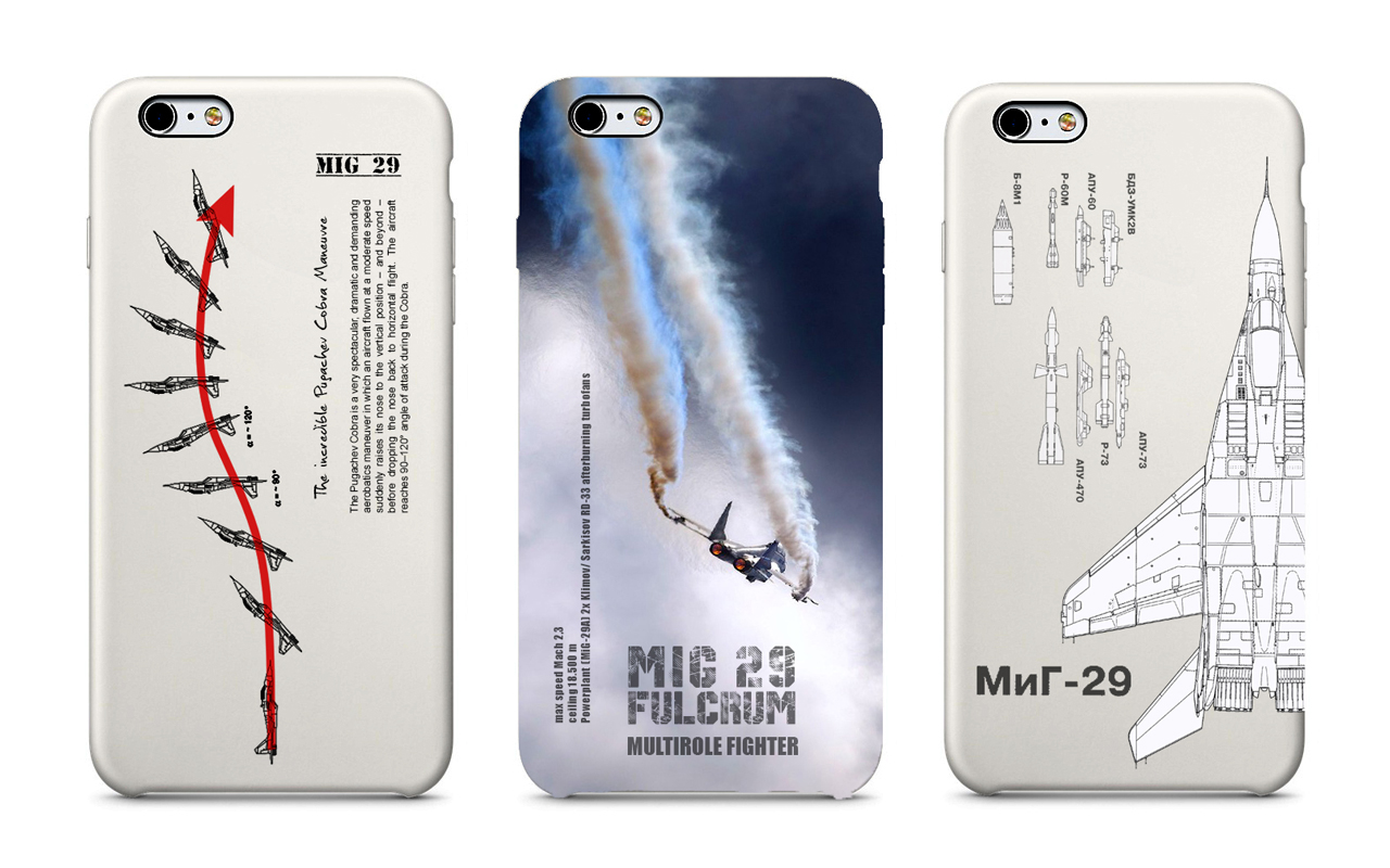 iphone cover mig 29 slovak air force